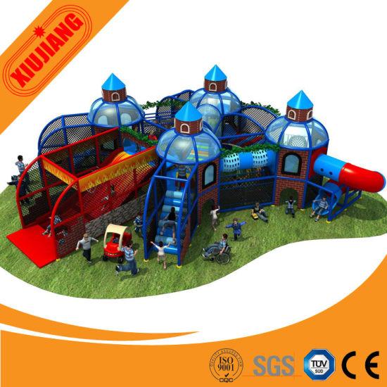 Amusement Center Play House Indoor Playground Equipment