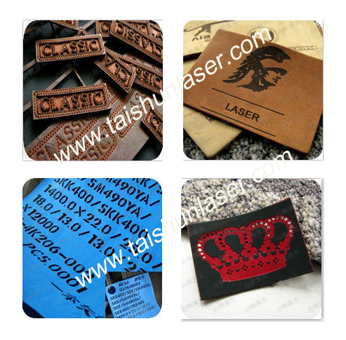 Shoes Production Applied Leather Upper/ Shoes Lining Laser Cutting Machine pictures & photos