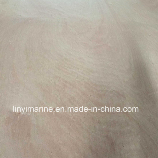 High Quality Okoume Plywood BB/CC Grade Poplar Core pictures & photos