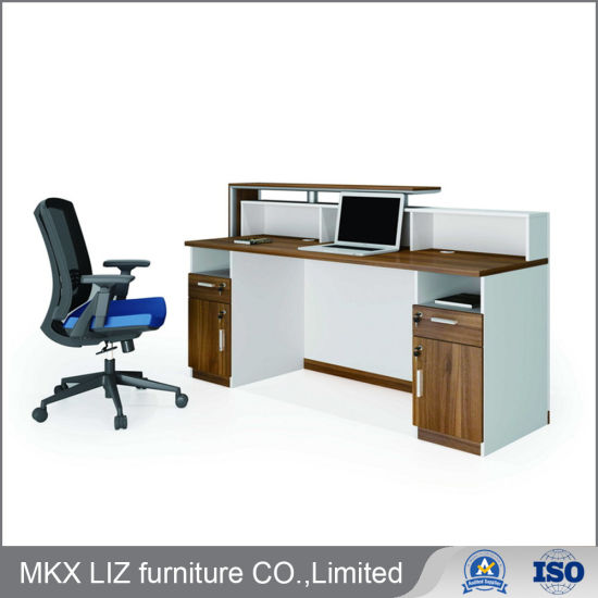 China Good Quality Modern Office Furniture Small Size Counter