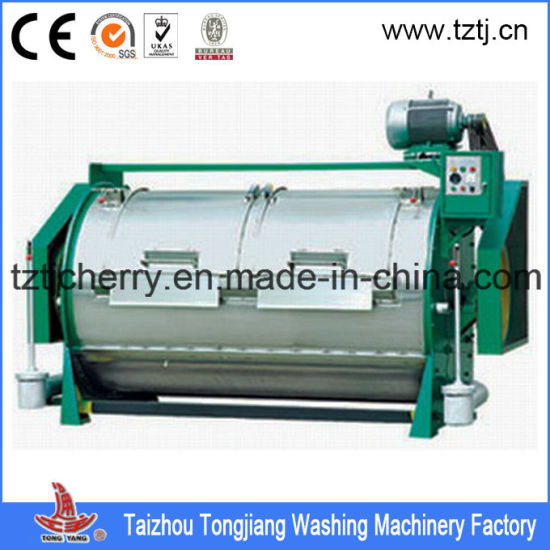 200kg Semi-Automatic Industrial Clothes/Garment Washing Machine /Laundry Machine