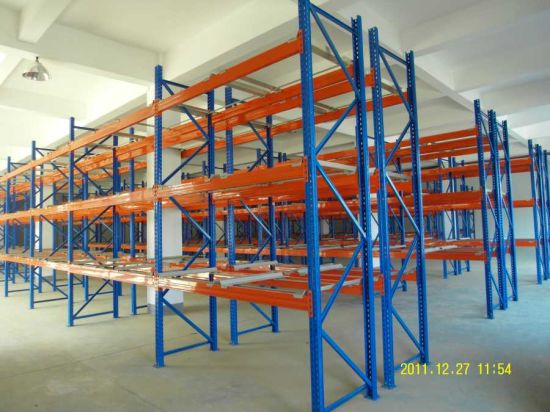 SGS Approved Heavy Duty Pallet Storage Rack for Warehouse pictures & photos