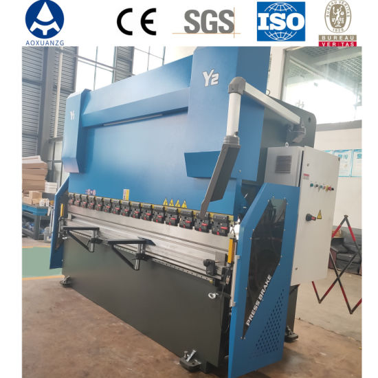 CNC Hydraulic Press Brake Machine, Brake Press, Brake Press Bending Machine (WE67K)