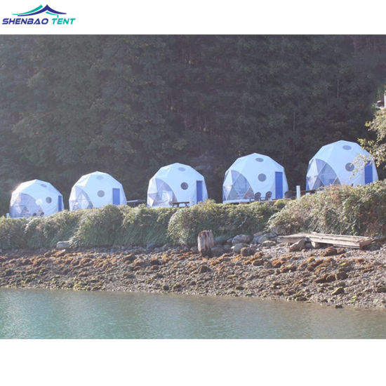 Outdoor Camping Geodesic Dome Tent for Party Event