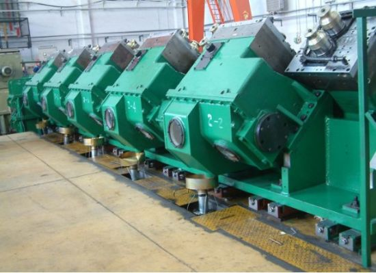 Billet Continuous Casting and Rolling Wire Rod Machine