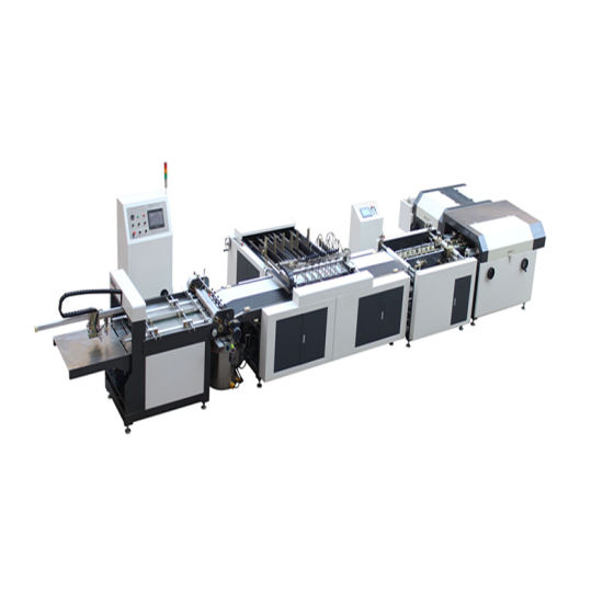 Automatic Covering Machine-Four Side Wrapping Machine
