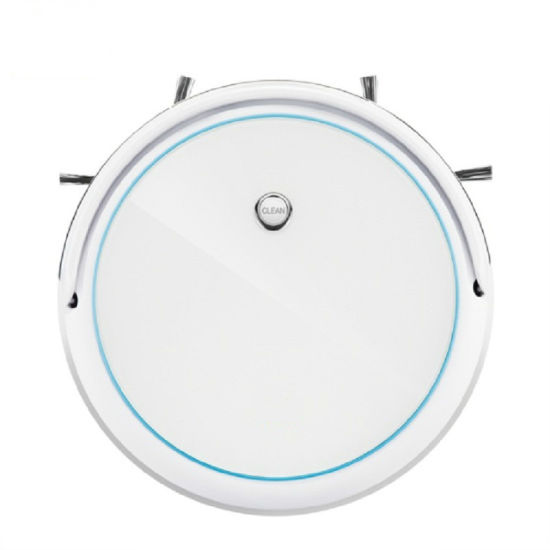 Wholesale Euro Portable Mini Smart Wireless Cordless Wet Dry Home Appliance Robot Vacuum Cleaner
