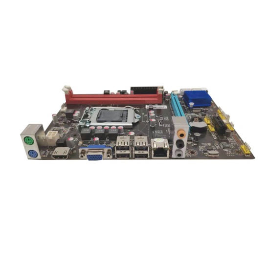 China H61 Chipset LGA1155 Support DDR3 Micro ATX Motherboard