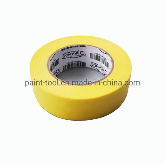 Masking Tape for Automotive Painting Adhesive