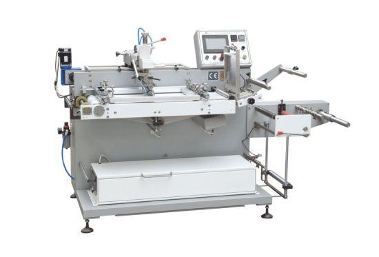 Mhs-126-label Screen Printing Machine