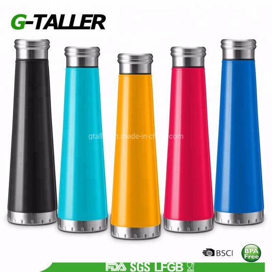 500ml Stainless Steel Milk/Wine Water Bottle