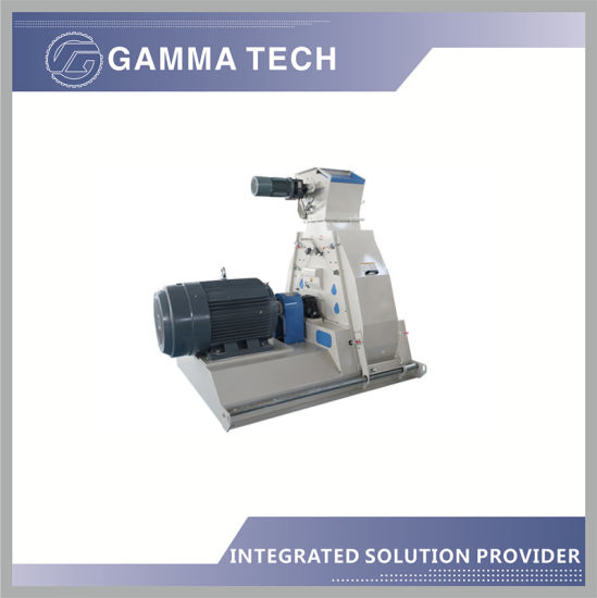 Ce Certificated Milling Machine Mainly as Corn Maiz Grinder, Power Consumption Crusher as One of Main Feed Machine with Simens Motor