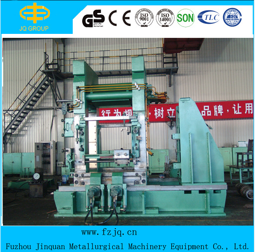 Manufacturing Steel Hot Rolling Mill Machines of 2-Hi Closed Housing Mill