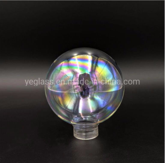 Borosilicate Glass Ball with Colorful Painted Outside pictures & photos