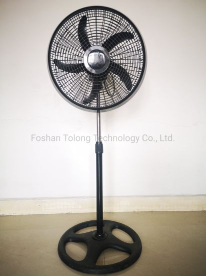 16inch Plastic Grills Stand Fan Sell to African