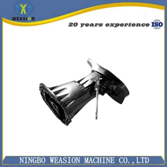 Die Casting Products Die-Casting Yacht Drive Shaft Housing Aluminum Die Casting Part Boat Accessories