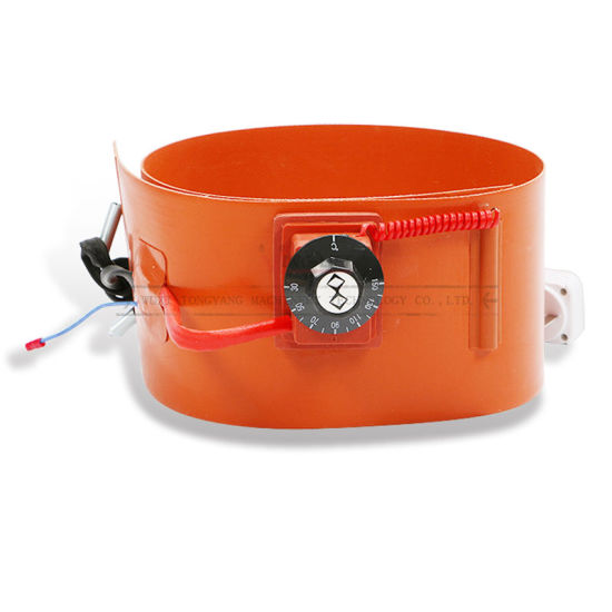 Silicone Rubber Oil Drum Heater