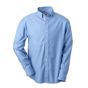 Fashion CVC 55/45 Oxford Mens L/S Dress Shirts