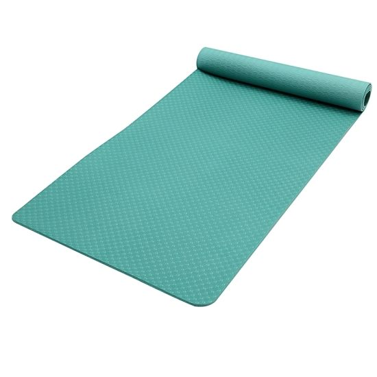 Hot Sale Good Price Foldable Portable Travel Yoga Mat with TPE Rubber Material