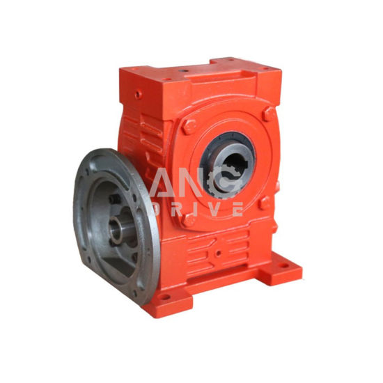 Wp Right Angle 90 Degree Hollow Shaft Cast Iron Worm Reducer