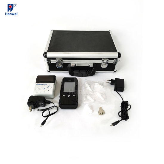 Portable At8801 New-Exterior High Performance-Price Ratio Police Use Digital Alcohol Tester