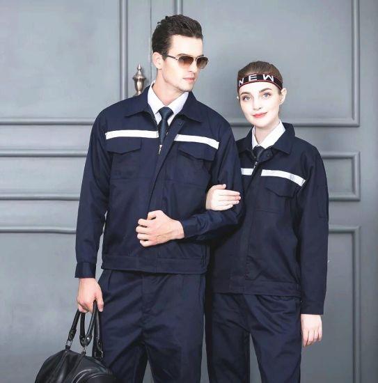 100% Cotton Working Uniform Safety Workwear