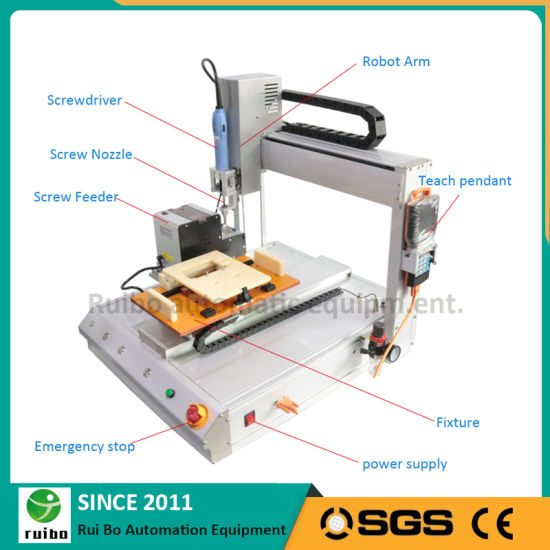 High Quality Automatic Screwdriver Machine with Factory Price