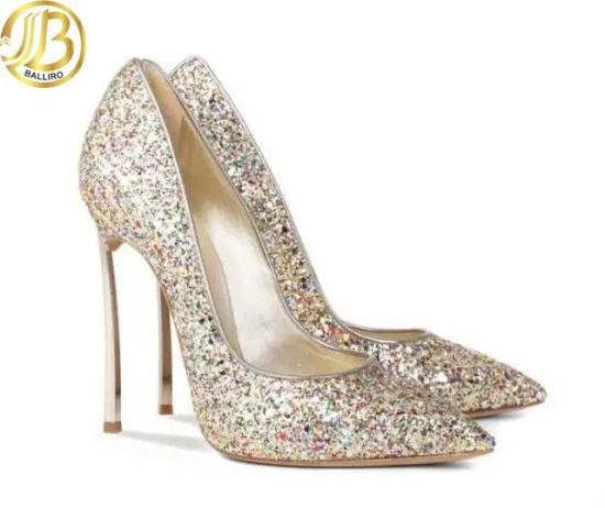 Women Fashion High Heel Designer Shoes