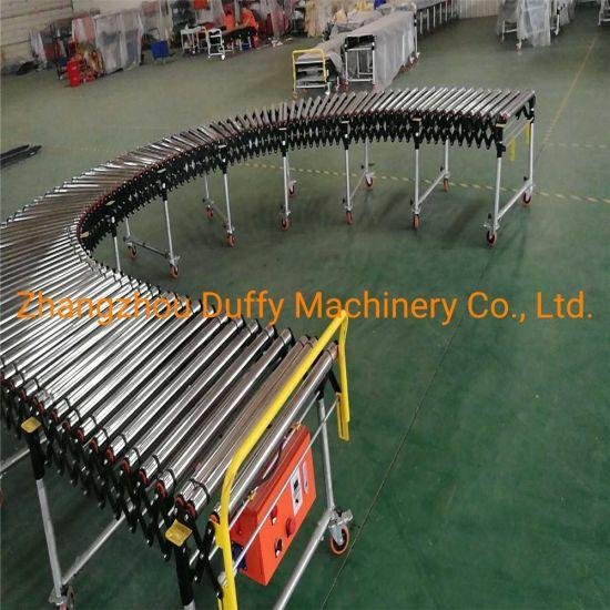 OEM&ODM Steel Wire Conveyor Belt Roller Conveyor Line