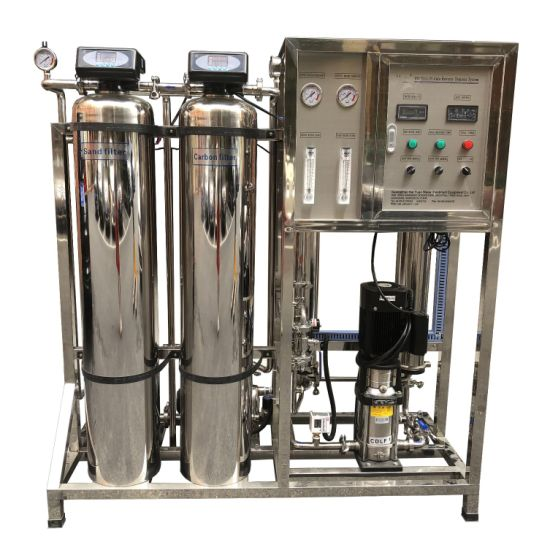 48720b1ab9e Kyro-500lph Ss Industrial Drinking RO Plant Mineral Water Treatment Machine Reverse  Osmosis System pictures