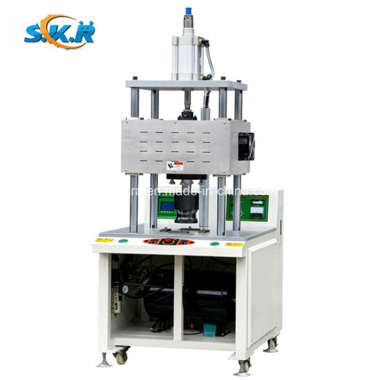 Good Welding Effect and Beautiful Appearance Four-Column Ultrasonic Punching Machine