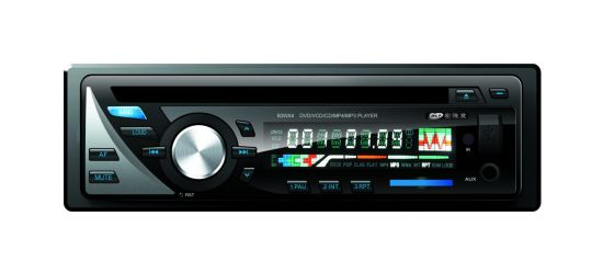One DIN Car Stereo Video CD DVD Player