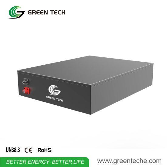 Power Safe 144V 5.76kwh Graphene Deep Cycle Solar Storage Battery