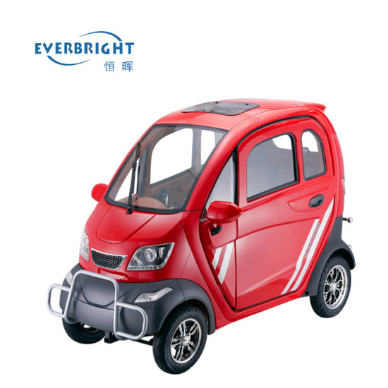 Cheap Low Speed Electric Car/Electric Vehicle/EV Car for Adult in Canada