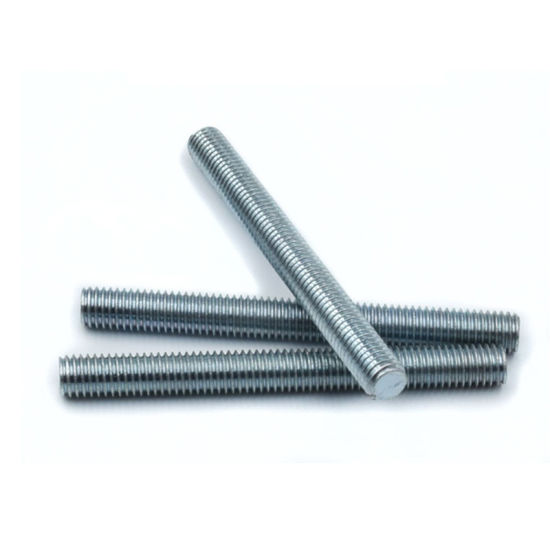Solid Brass All Thread Threaded Rod Bar Studs 1//4-20 x 6
