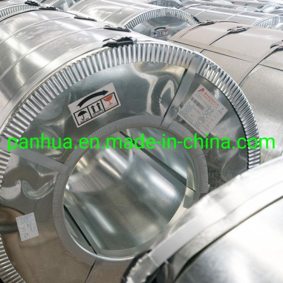SGCC / Dx51d+Z Hot Dipped Galvanized Steel Strips