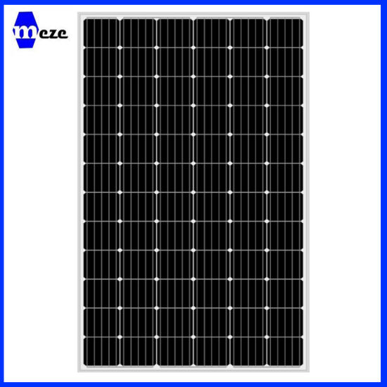 200W 250W 265W 275W Mono Solar Panel with TUV Ce Certificates pictures & photos