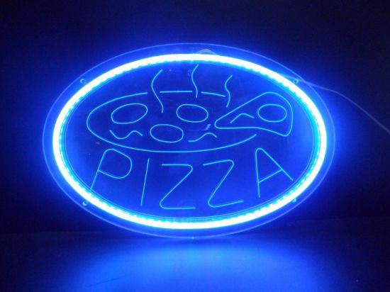 Pizza Custom Acrylic Neon Light Advertising LED Neon Sign LED Light