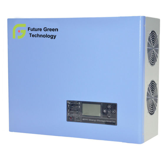 Pure Sine Wave Solar Power Inverter Built-in MPPT Solar Charge Controller pictures & photos