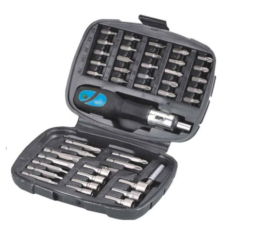 45PC Ratchet Screwdriver Set of 41045 Hand Tool pictures & photos