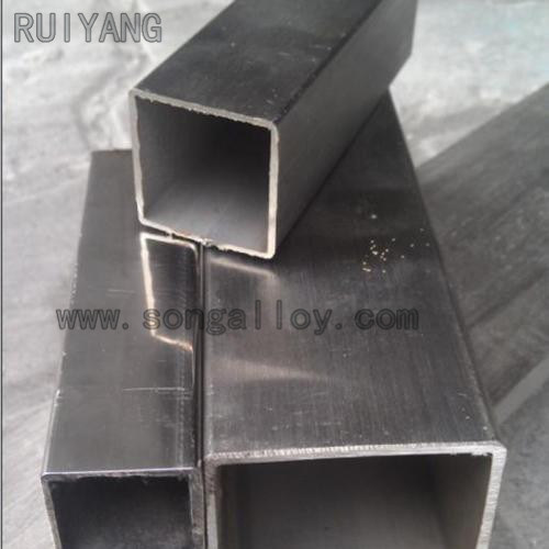 316 Stainless Steel Pipe/Tube Square Welded Pipe pictures & photos