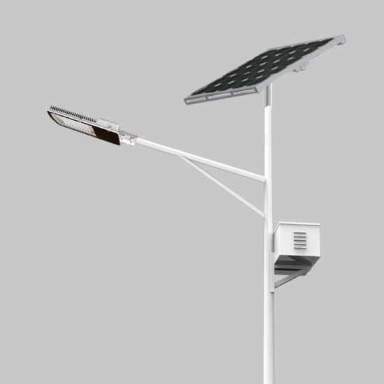 Commercial 30W-120W LED Outdoor Road Solar Street Lighting