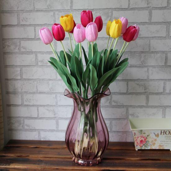Vase Flower Artificial Plant Beautiful Decorative Bonsai