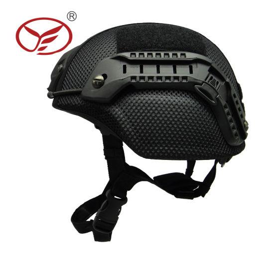 Mich Bulletproof Helmet Ballistic Helmet with Nvg System