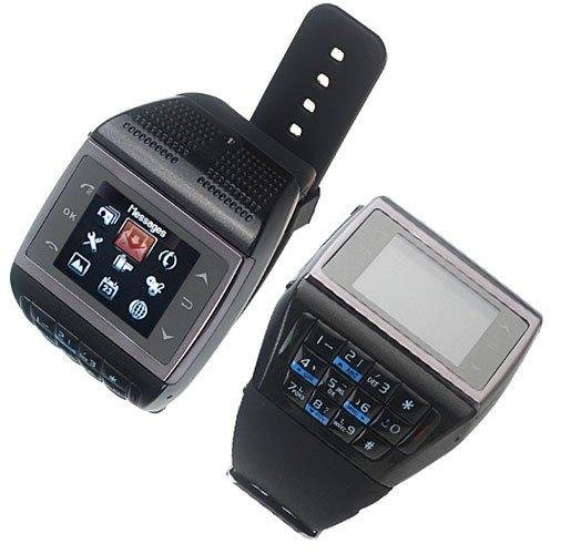 New Design OEM Watch Dual-SIM Phone pictures & photos