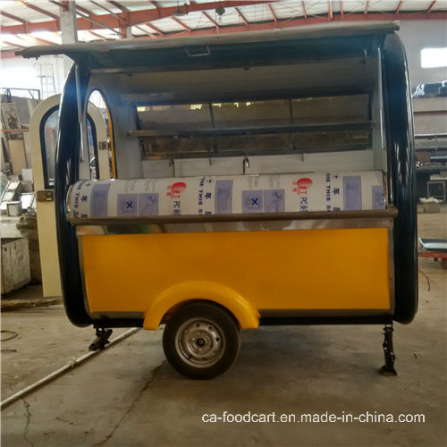 Mobile Snack Food Trailer for Sell pictures & photos