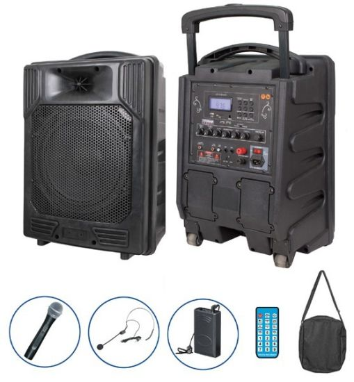 Ortable Amplifier Multi-Function PA Speaker Professional Powe pictures & photos