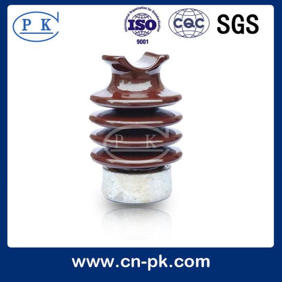 ANSI 57 Series Porcelain Line Support Insulator for High Voltage