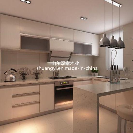 2018 Hottest Sale American Standard Modern Type Module Kitchen Cabinets