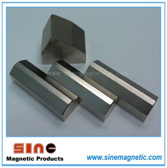 Special Permanent Sintered Neodymium Magnet